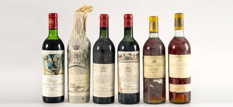 weinhandel zürich Weinhandlung Donat Gut alte Weine